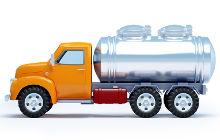 septic tank pump truck